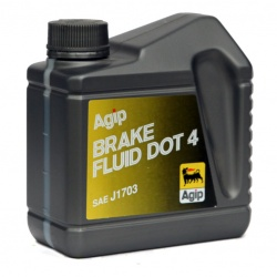 Agip Brake Fluid DOT 4